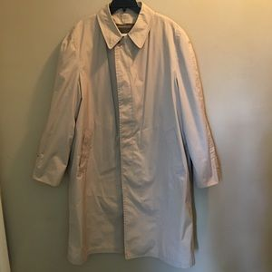 Men's London Fog All weather trench coat